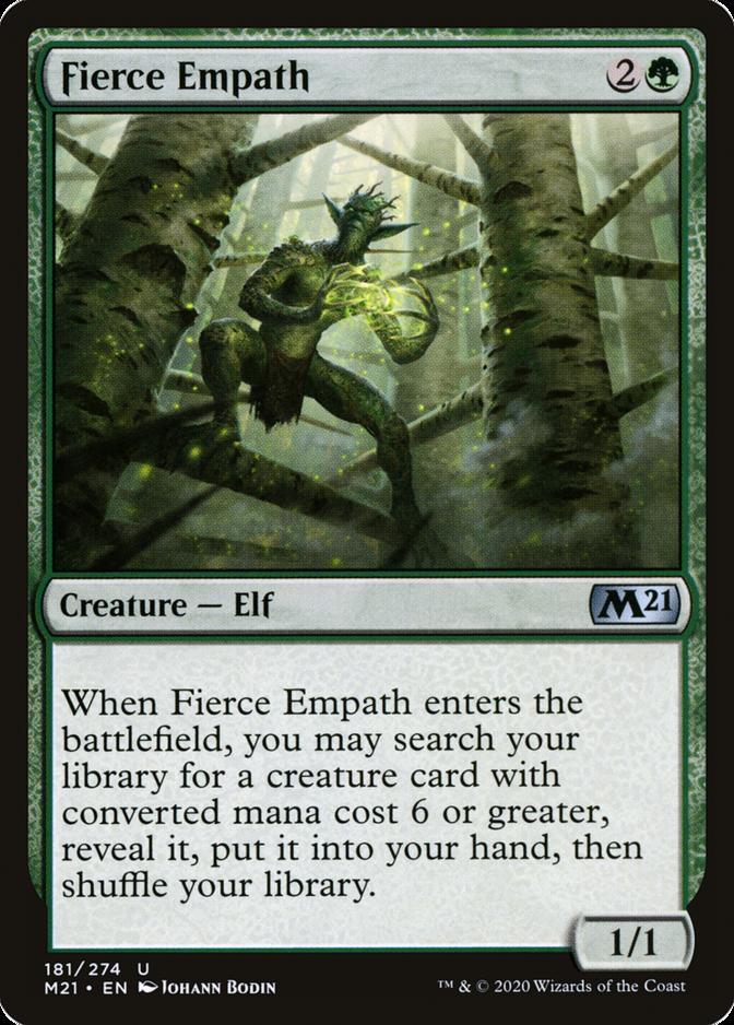 Fierce Empath [M21]