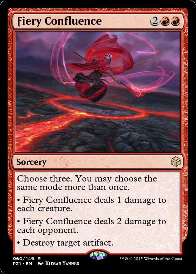 Fiery Confluence [PZ1]