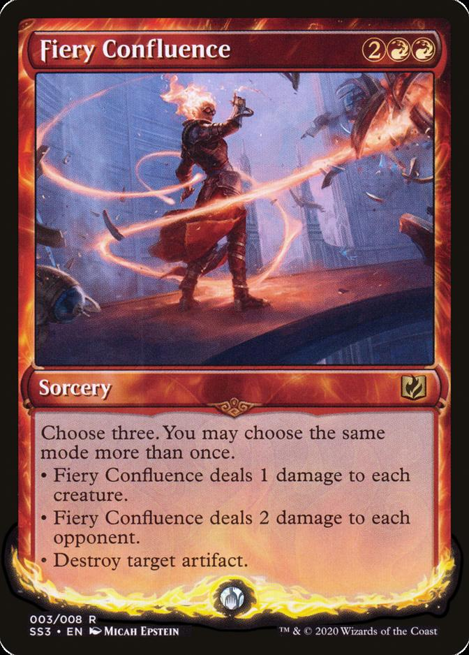 Fiery Confluence [SS3]