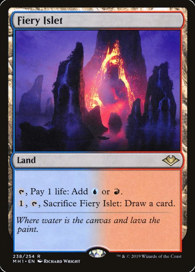 Fiery Islet [MH1]