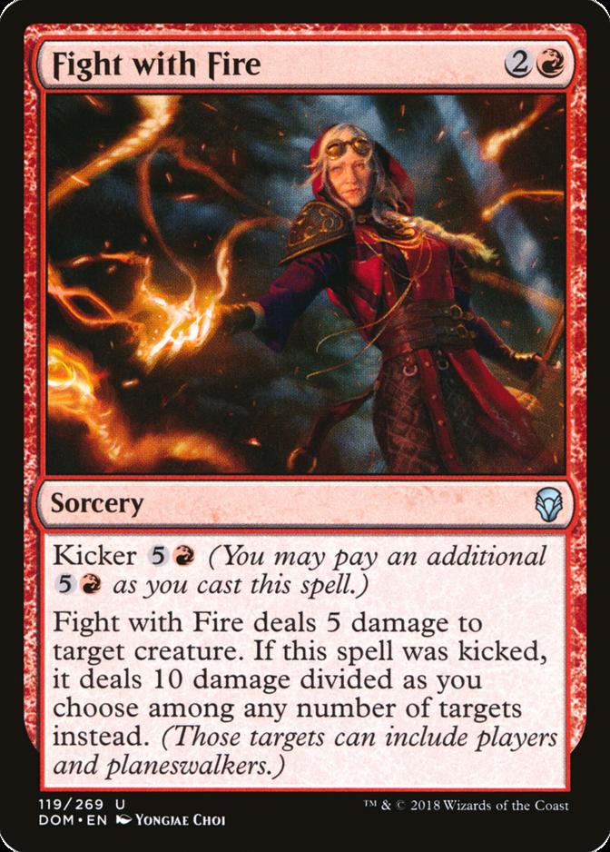 Fight with Fire [DOM]