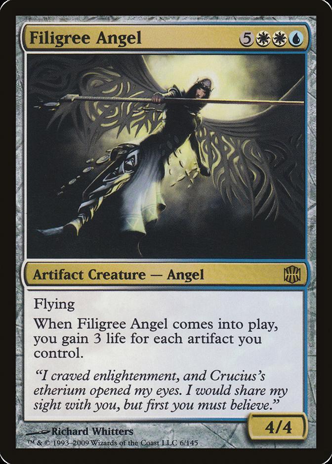 Filigree Angel [ARB]