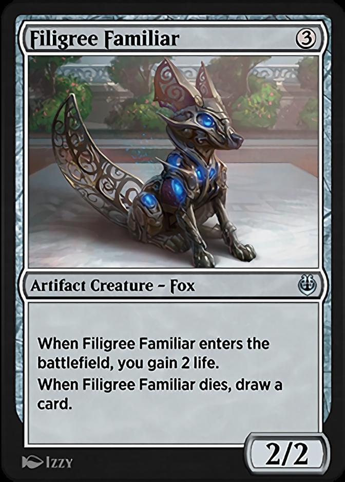 Filigree Familiar [KLR]