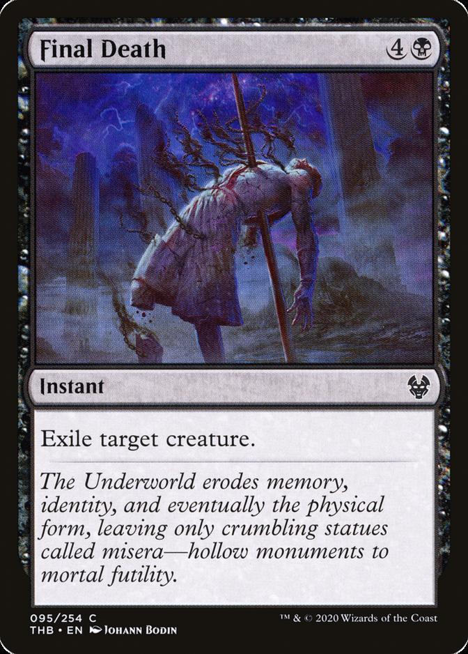 Final Death [THB] (F)