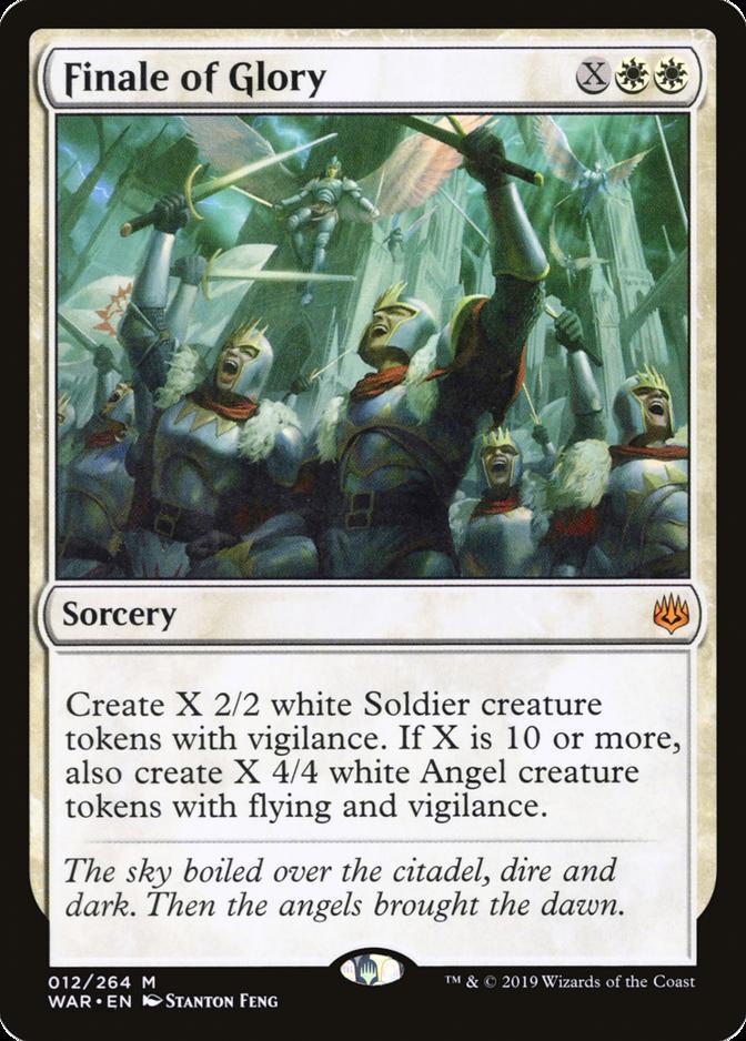 Finale of Glory [WAR]
