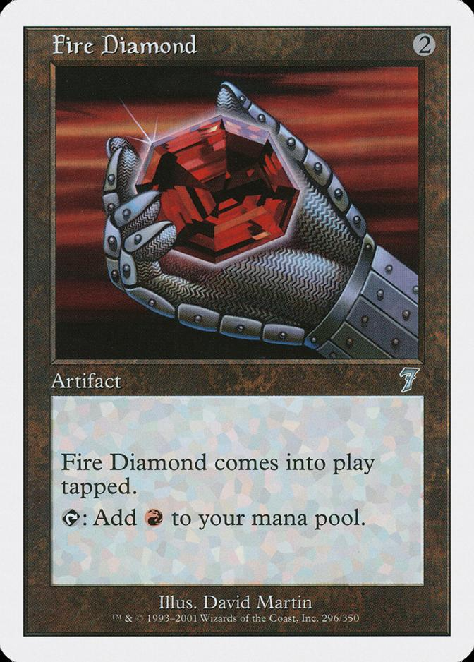 Fire Diamond [7E]