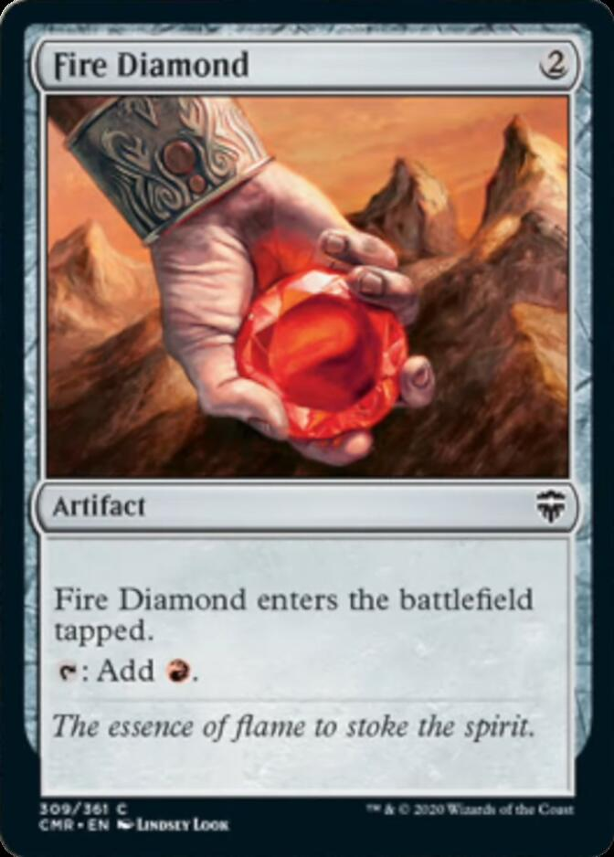 Fire Diamond [CMR]