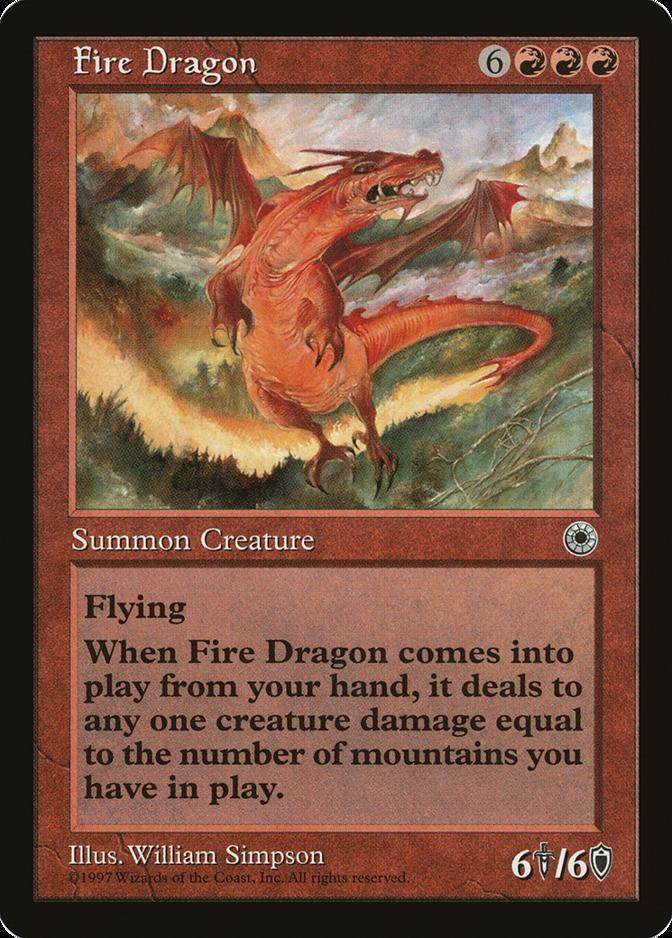 Fire Dragon [POR]