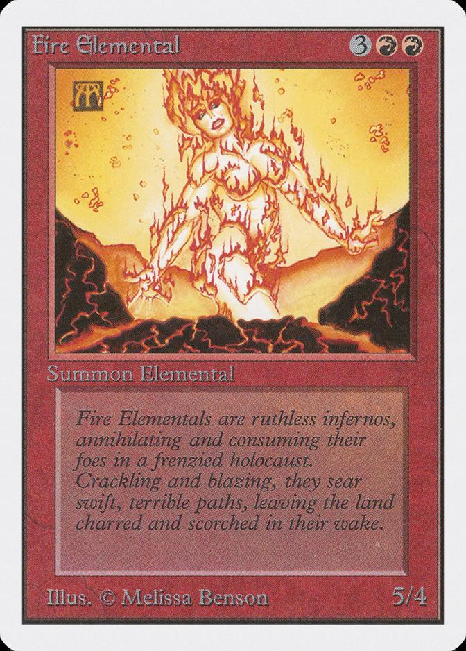 Fire Elemental [2ED]