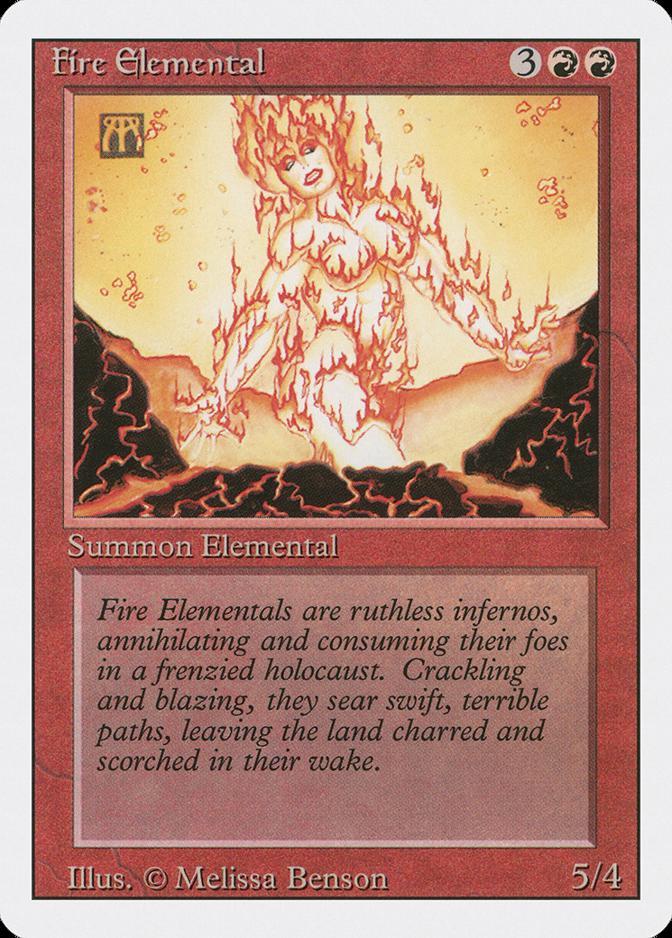 Fire Elemental [3ED]