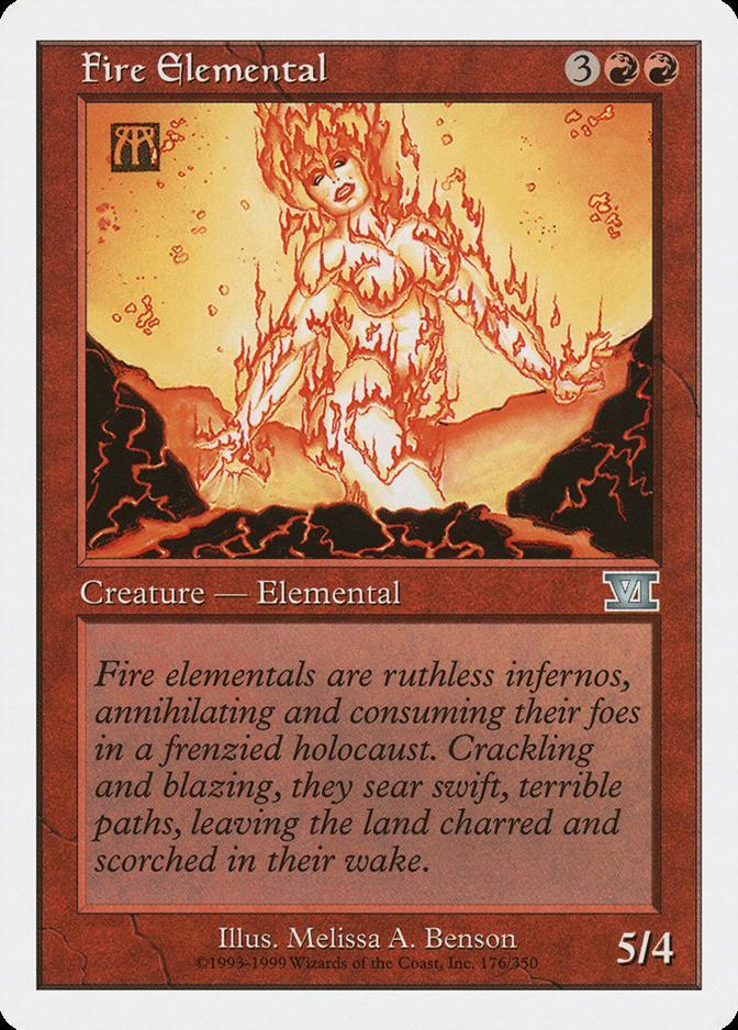 Fire Elemental [6ED]