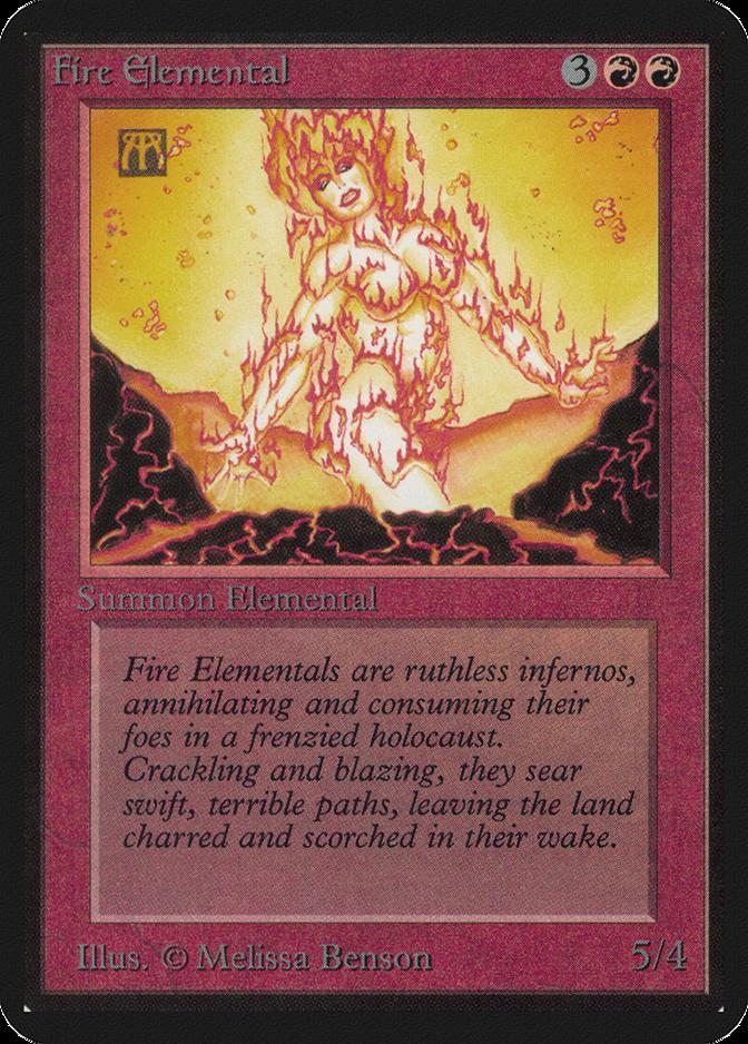 Fire Elemental [LEA]