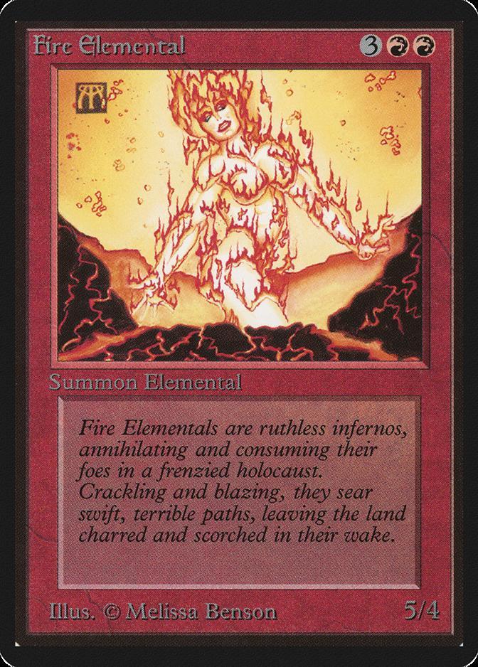Fire Elemental [LEB]