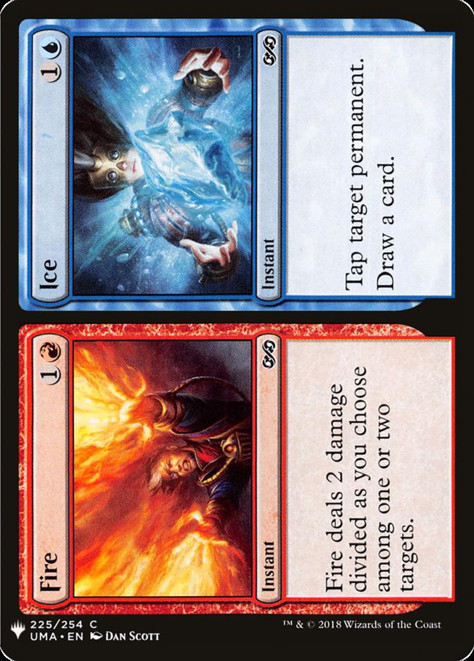 Fire // Ice [MB1]