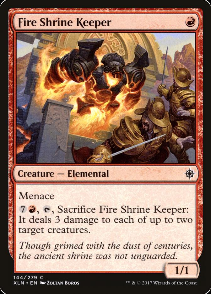 Fire Shrine Keeper [XLN]
