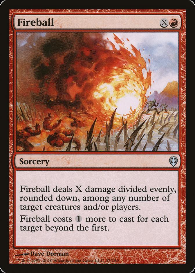 Fireball [ARC]