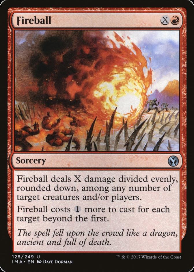 Fireball [IMA]