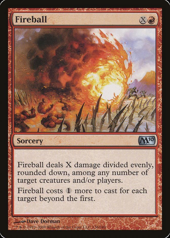 Fireball [M10] (F)