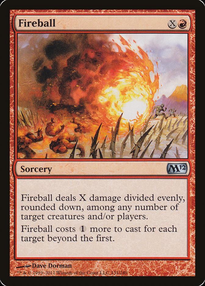 Fireball [M12] (F)