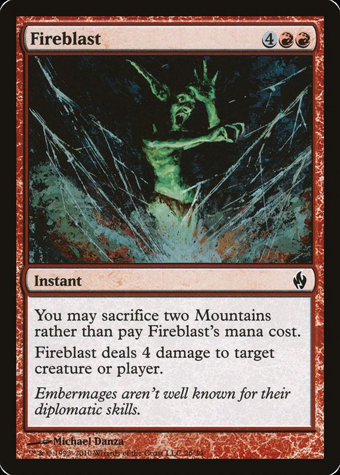 Fireblast [PD2] (F)