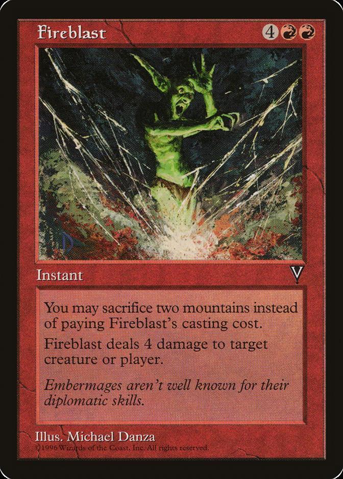 Fireblast [VI]