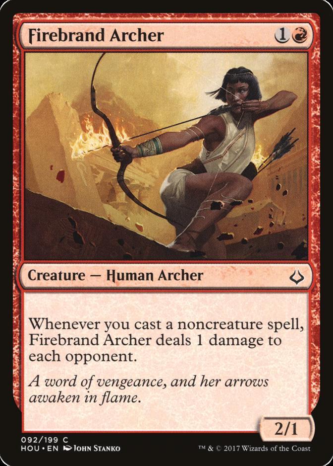 Firebrand Archer [HOU]