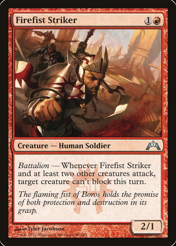 Firefist Striker [GTC]