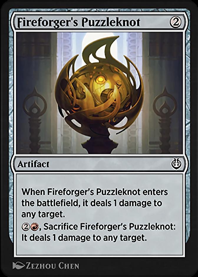 Fireforger's Puzzleknot [KLR]