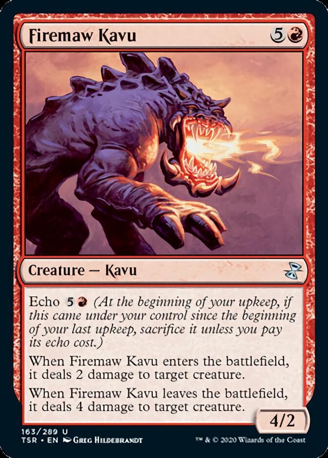 Firemaw Kavu [TSR]