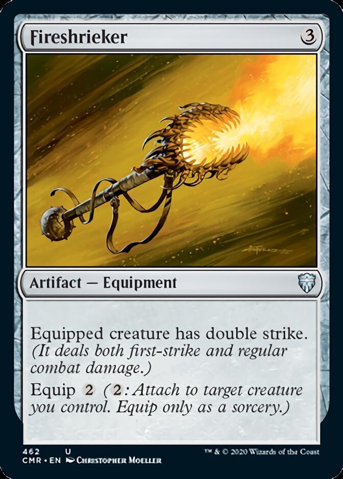 Fireshrieker [CMR]