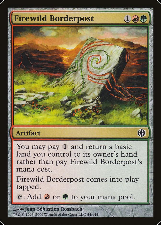 Firewild Borderpost [ARB]