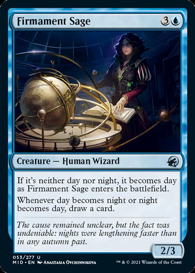 Firmament Sage [MID]