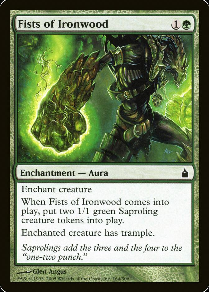 Fists of Ironwood [RAV]