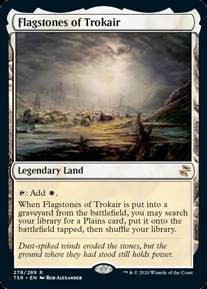 Flagstones of Trokair [TSR]