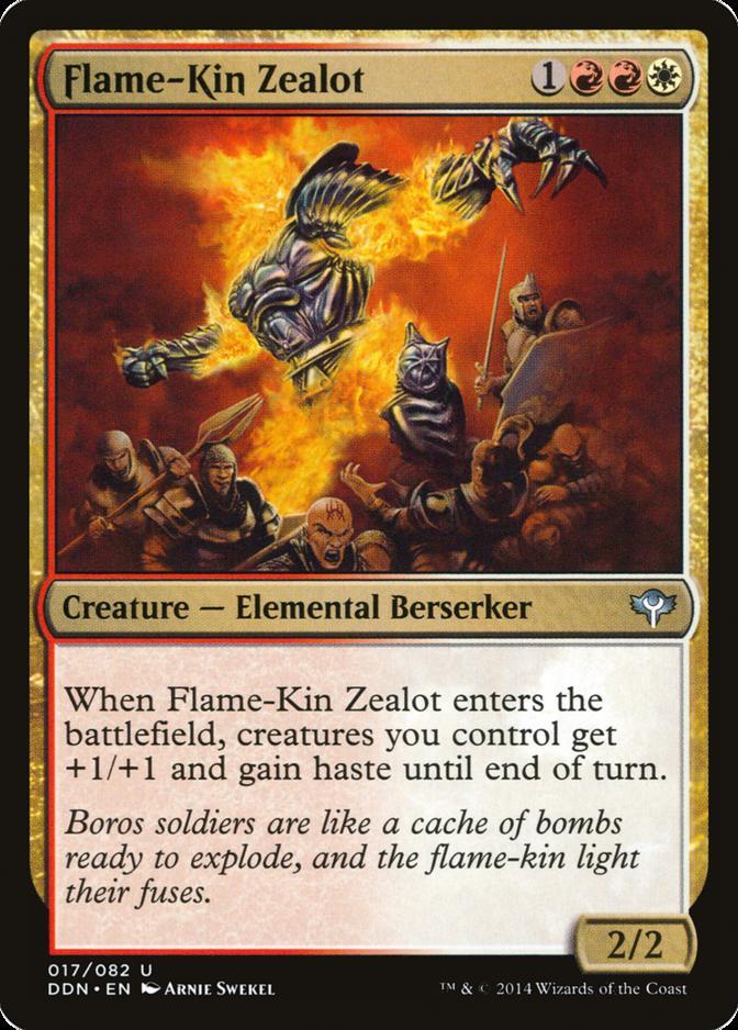 Flame-Kin Zealot [DDN]