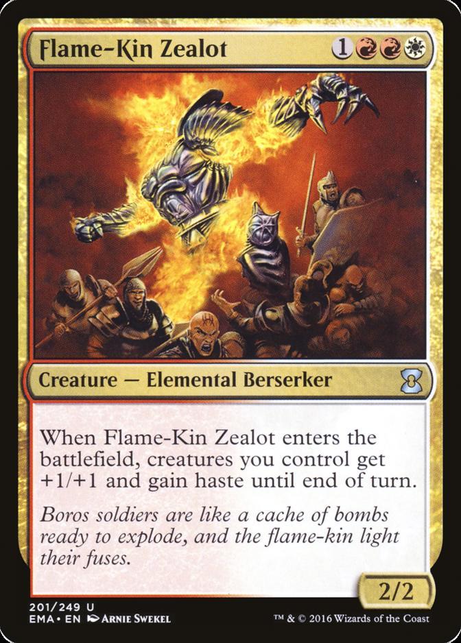 Flame-Kin Zealot [EMA]