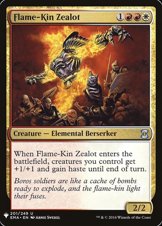 Flame-Kin Zealot [MB1]
