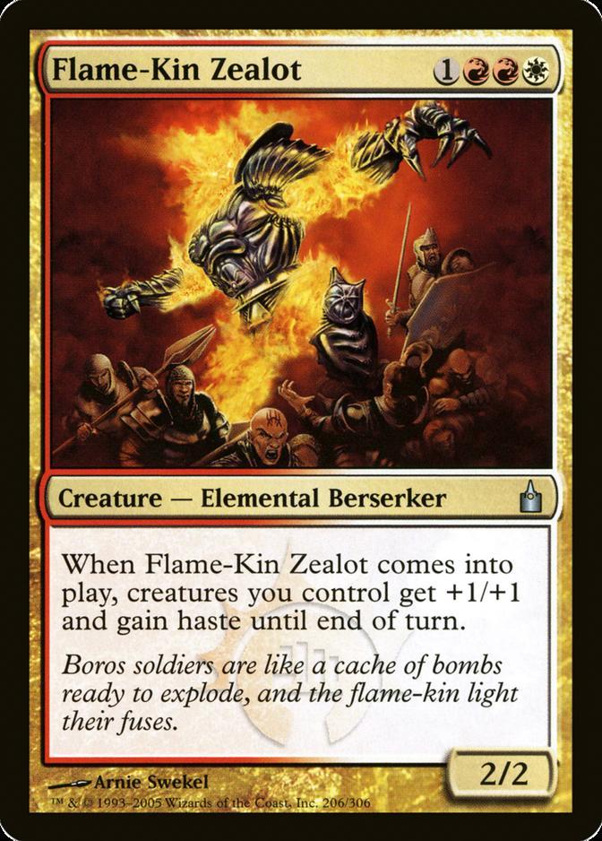 Flame-Kin Zealot [RAV]