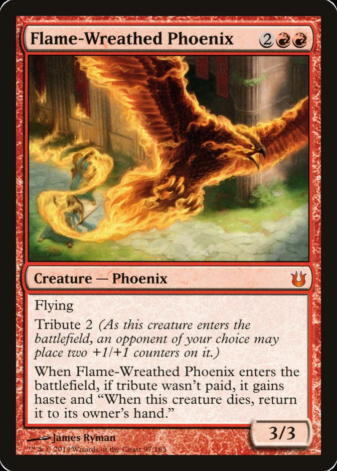 Flame-Wreathed Phoenix [BNG]