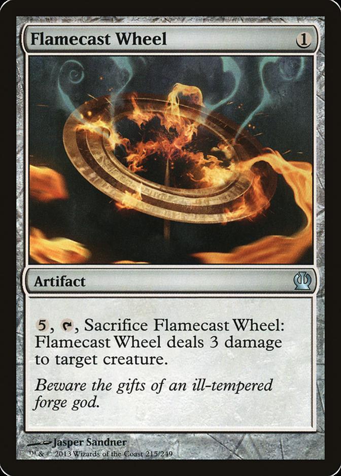 Flamecast Wheel [THS]