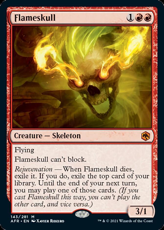 Flameskull [AFR]