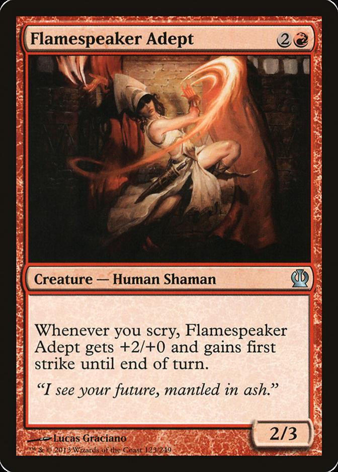 Flamespeaker Adept [THS]