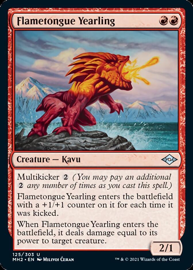 Flametongue Yearling [MH2]