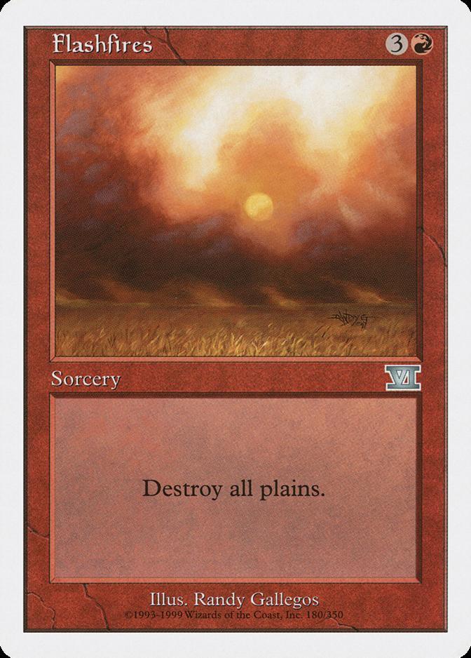 Flashfires [6ED]