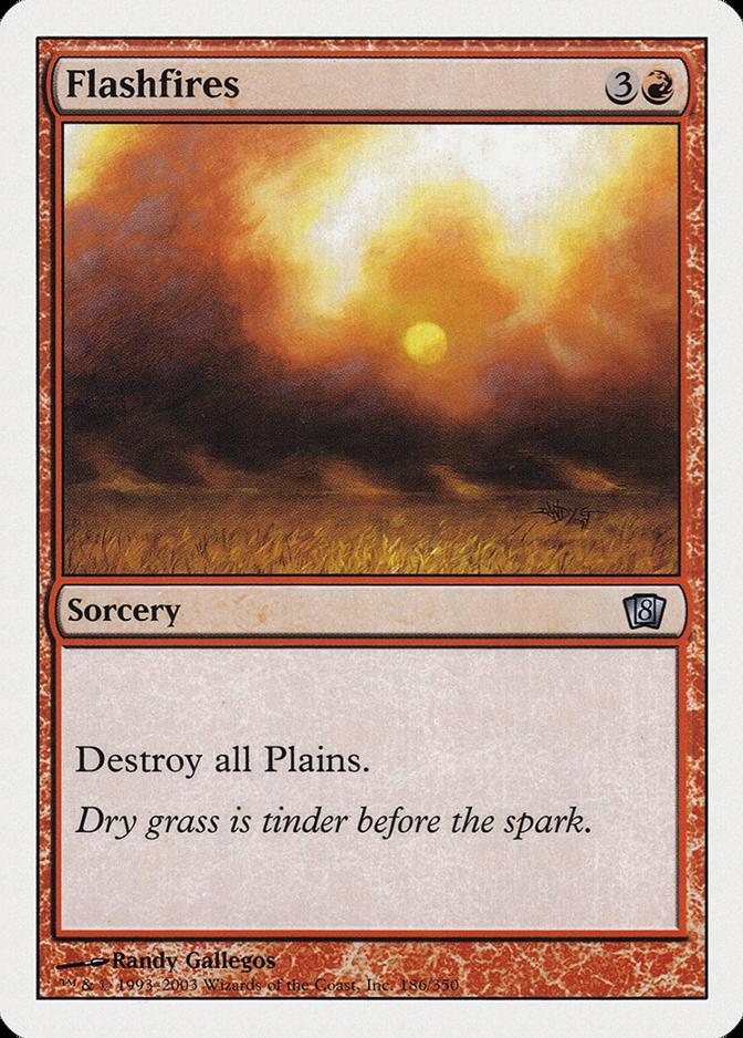 Flashfires [8ED] (F)