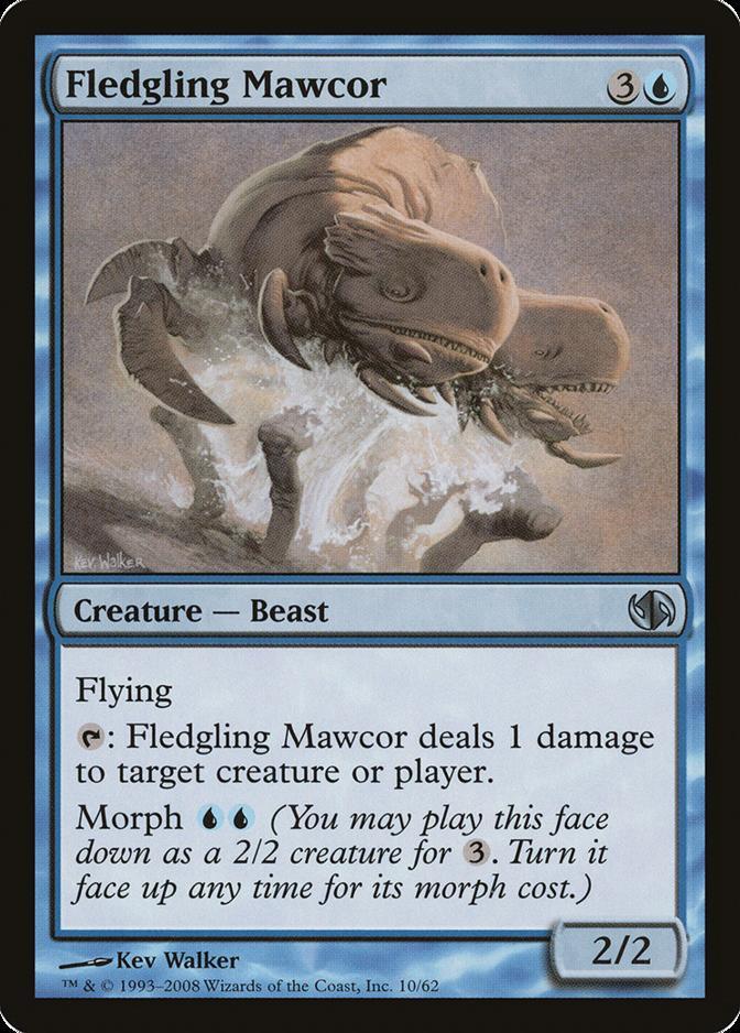 Fledgling Mawcor [DD2]
