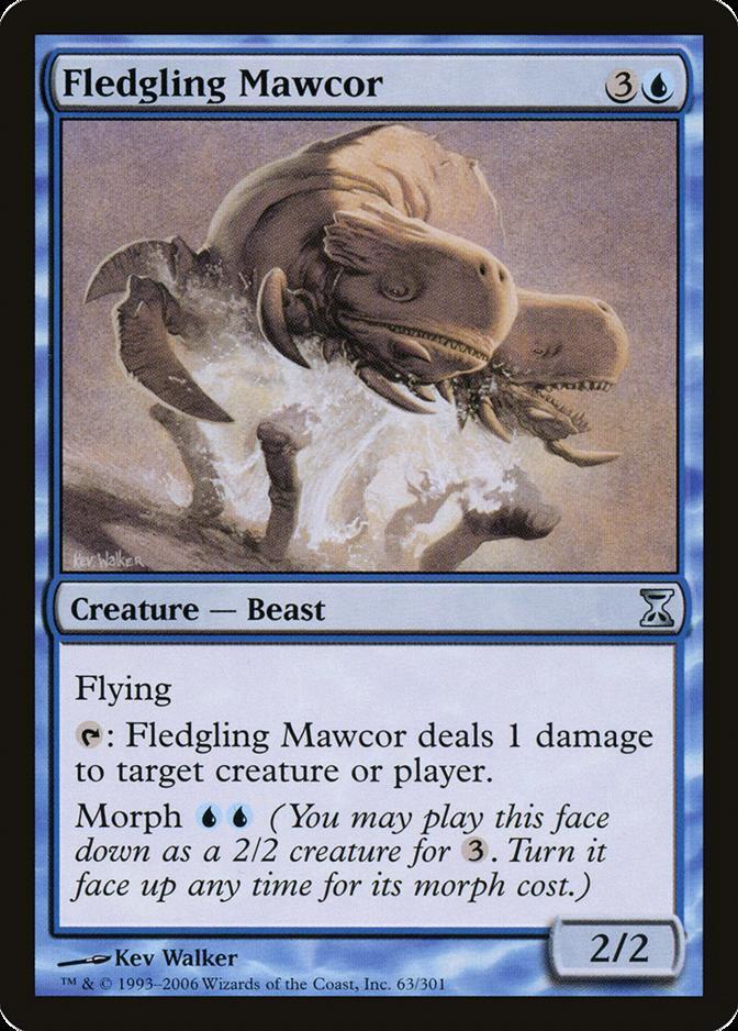 Fledgling Mawcor [TSP]