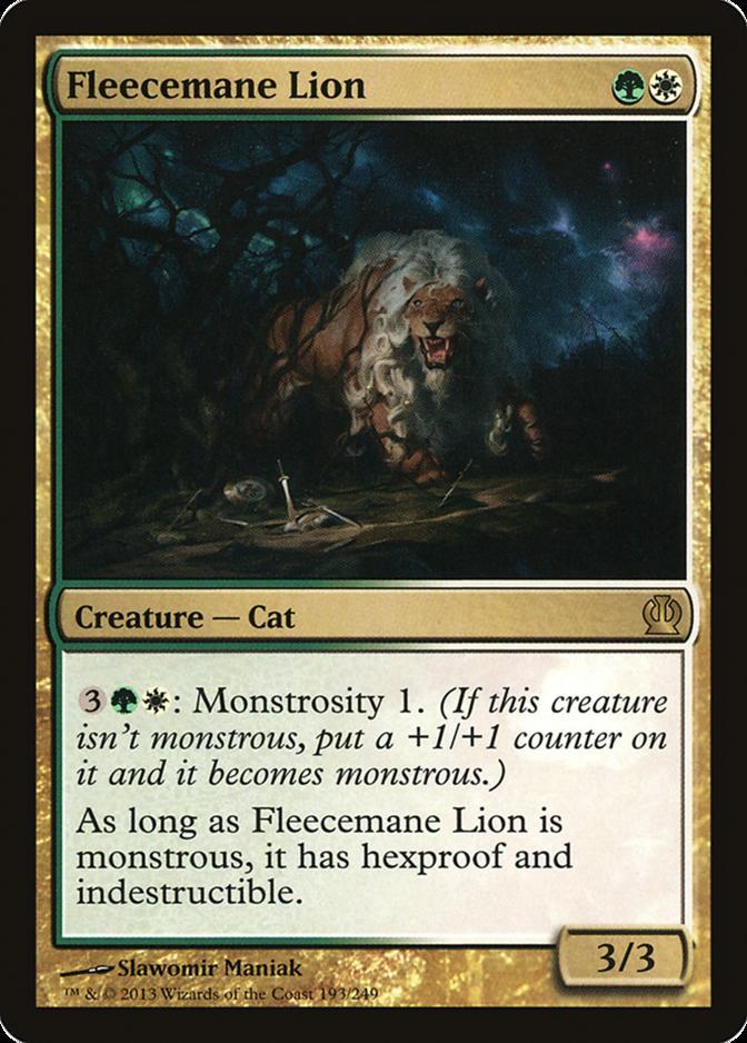 Fleecemane Lion [THS]