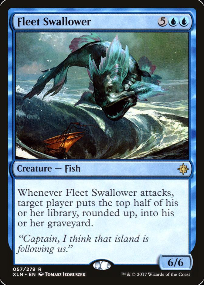 Fleet Swallower [XLN]