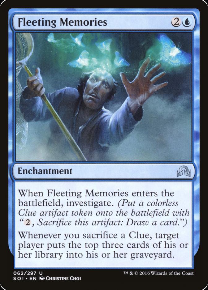 Fleeting Memories [SOI]